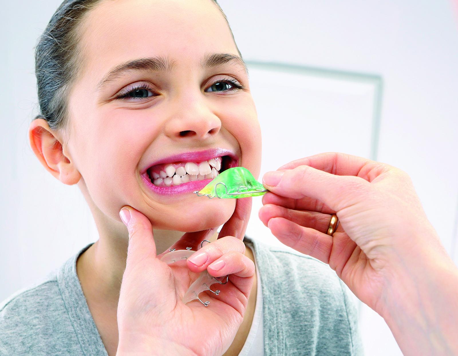 L'orthodontie chez l'enfant : à partir de quel âge ?