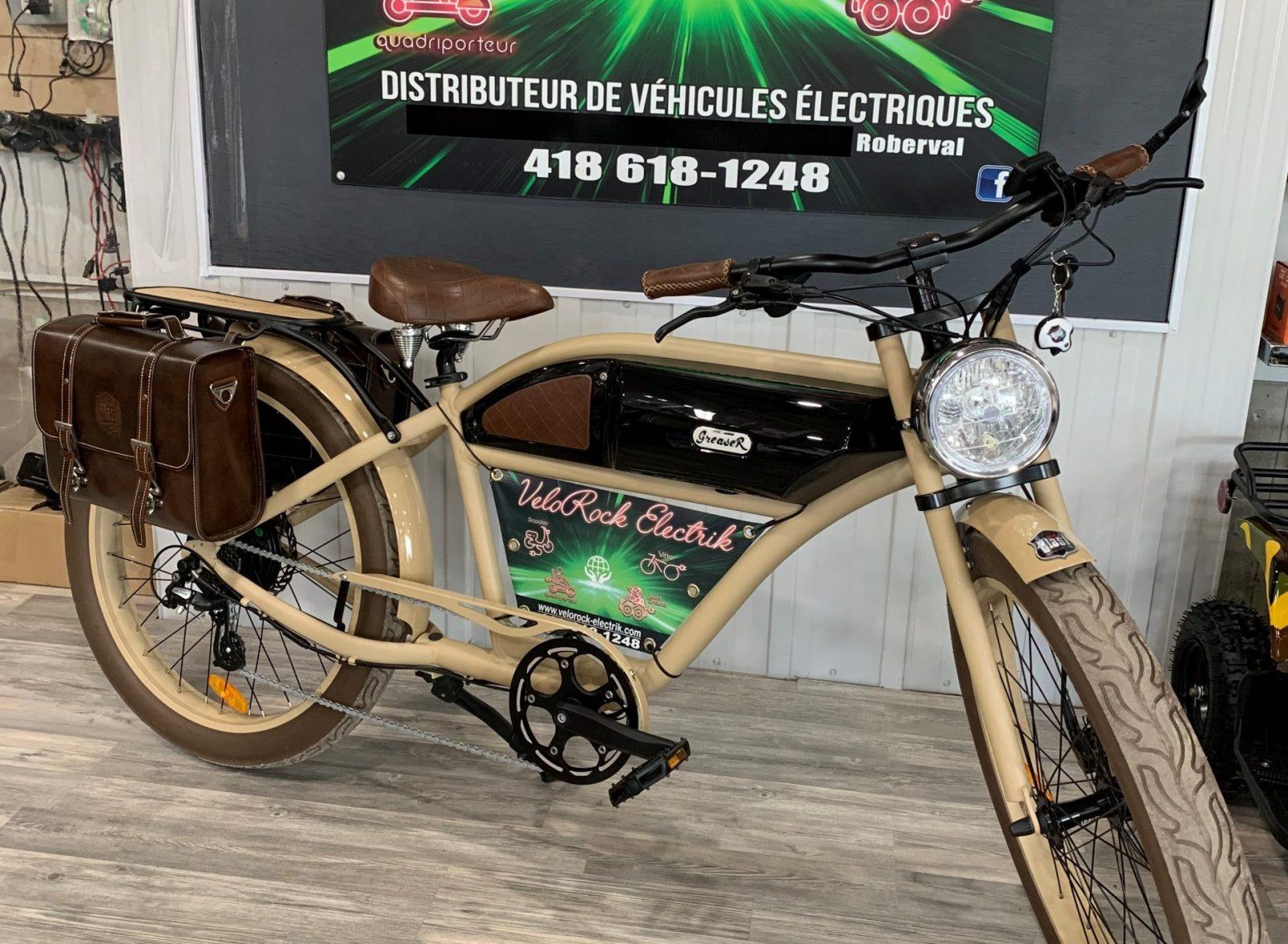 Vélo électrique: hausse de popularité fulgurante
