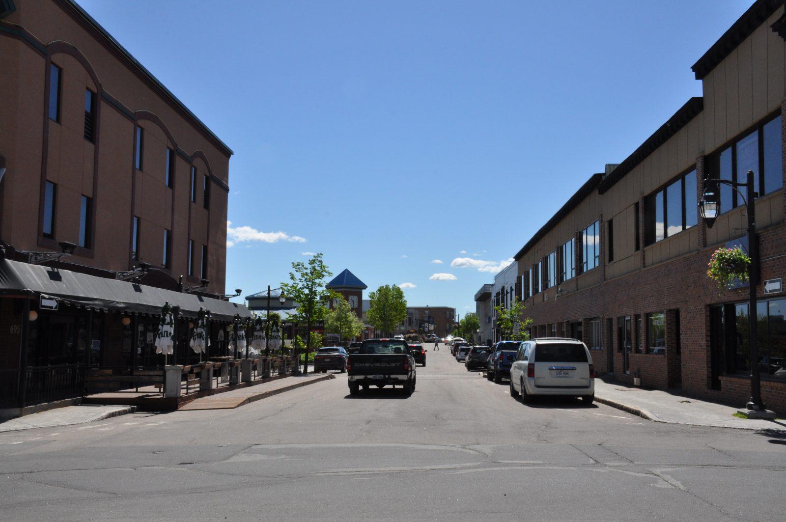 Le centre-ville d'Alma s'animera