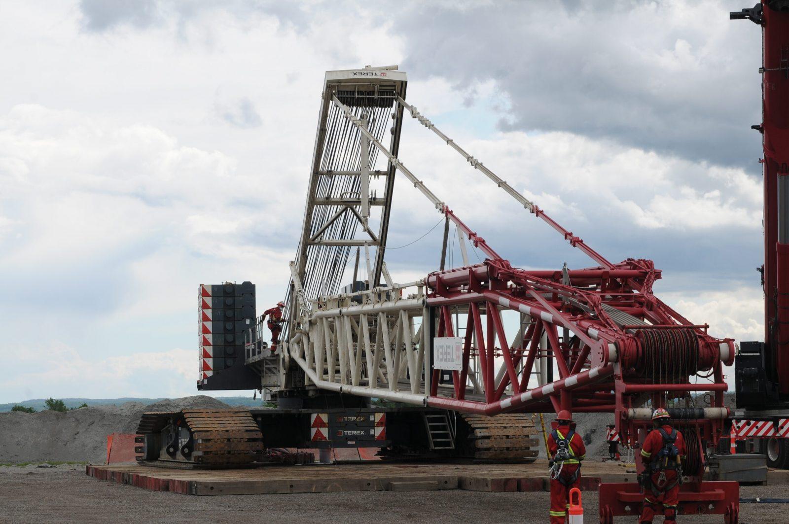 Le parc éolien Belle-Rivière entrera en fonction cet automne