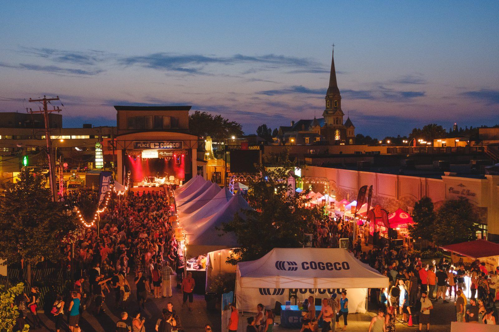 Le Festival des Bières d'Alma encore annulé cet été