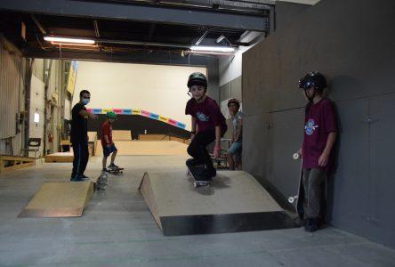 Un camp de skate en juillet à Métabetchouan