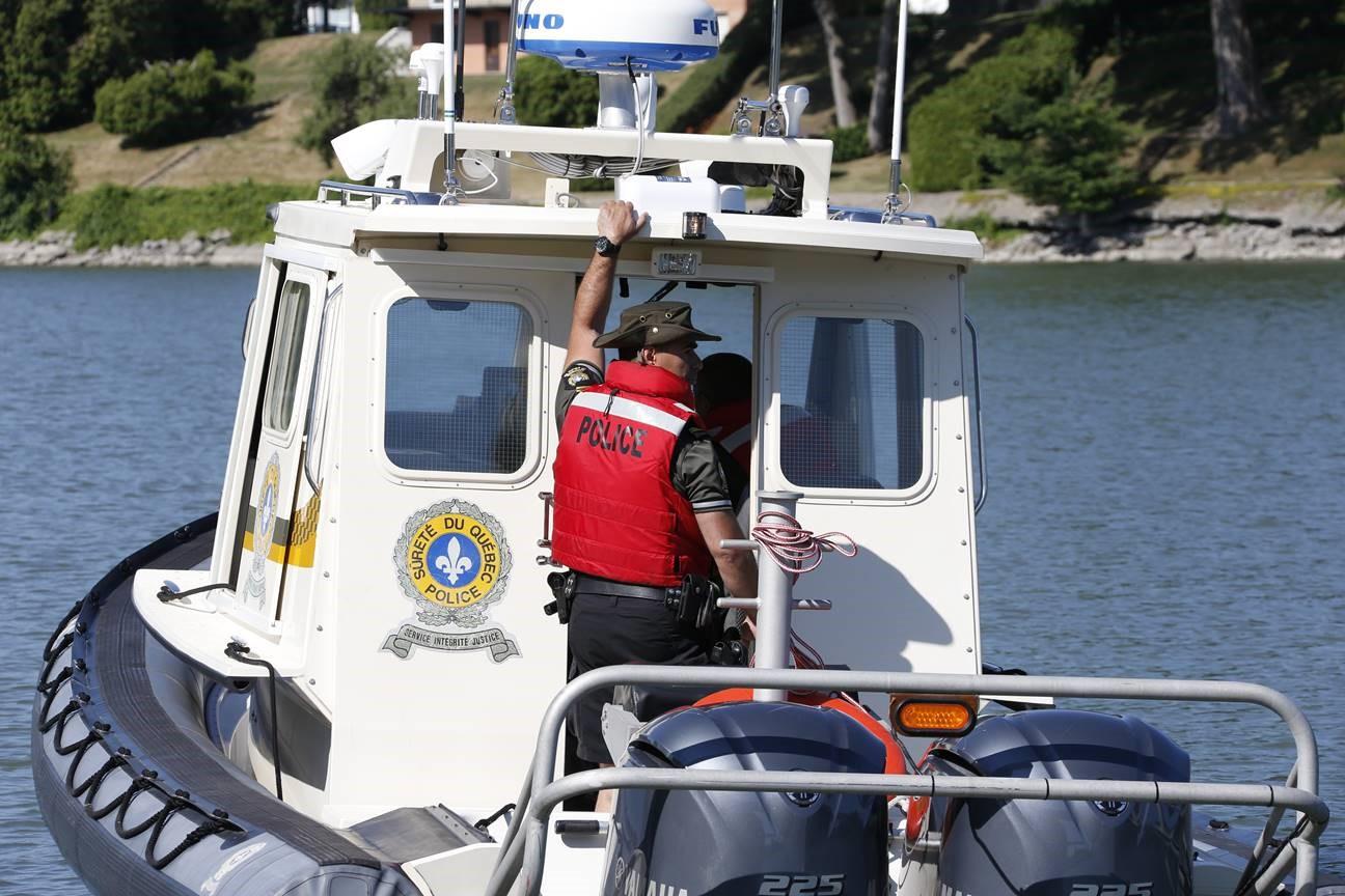 Opération de sauvetage à Saint-Ludger-de-Milot