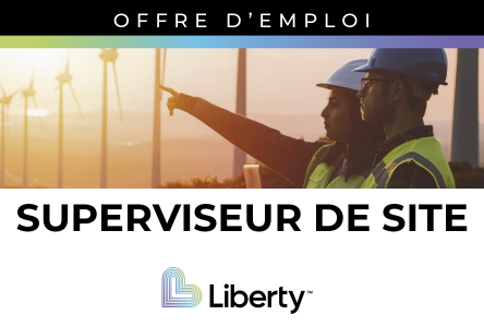 Liberty – Superviseur de site