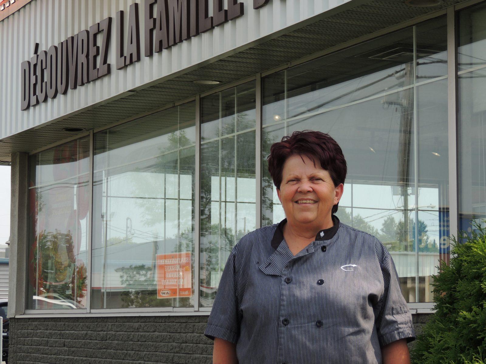 La restauration, Lily D'Amours s'y consacre depuis 36 ans