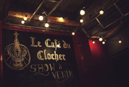 Café du Clocher: beaucoup d'action pour les prochains mois