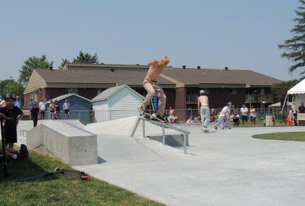 Le skatepark de Saint-Bruno officiellement inauguré !