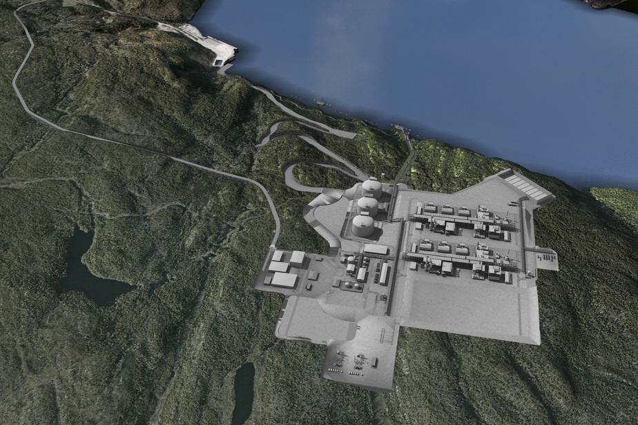Projet Énergie Saguenay : Québec dit non à GNL