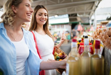 Manger local c'est bon pour tout le monde!