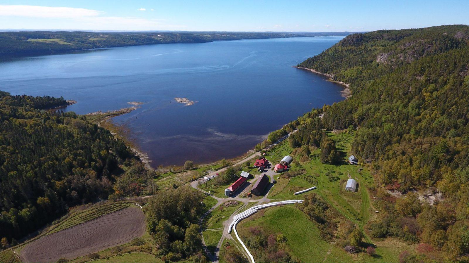 Découvrez le terroir de la MRC du Fjord-du-Saguenay grâce au BaladoDécouverte