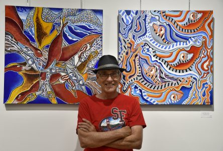 Claude Garneau nous partage ses « Folies »
