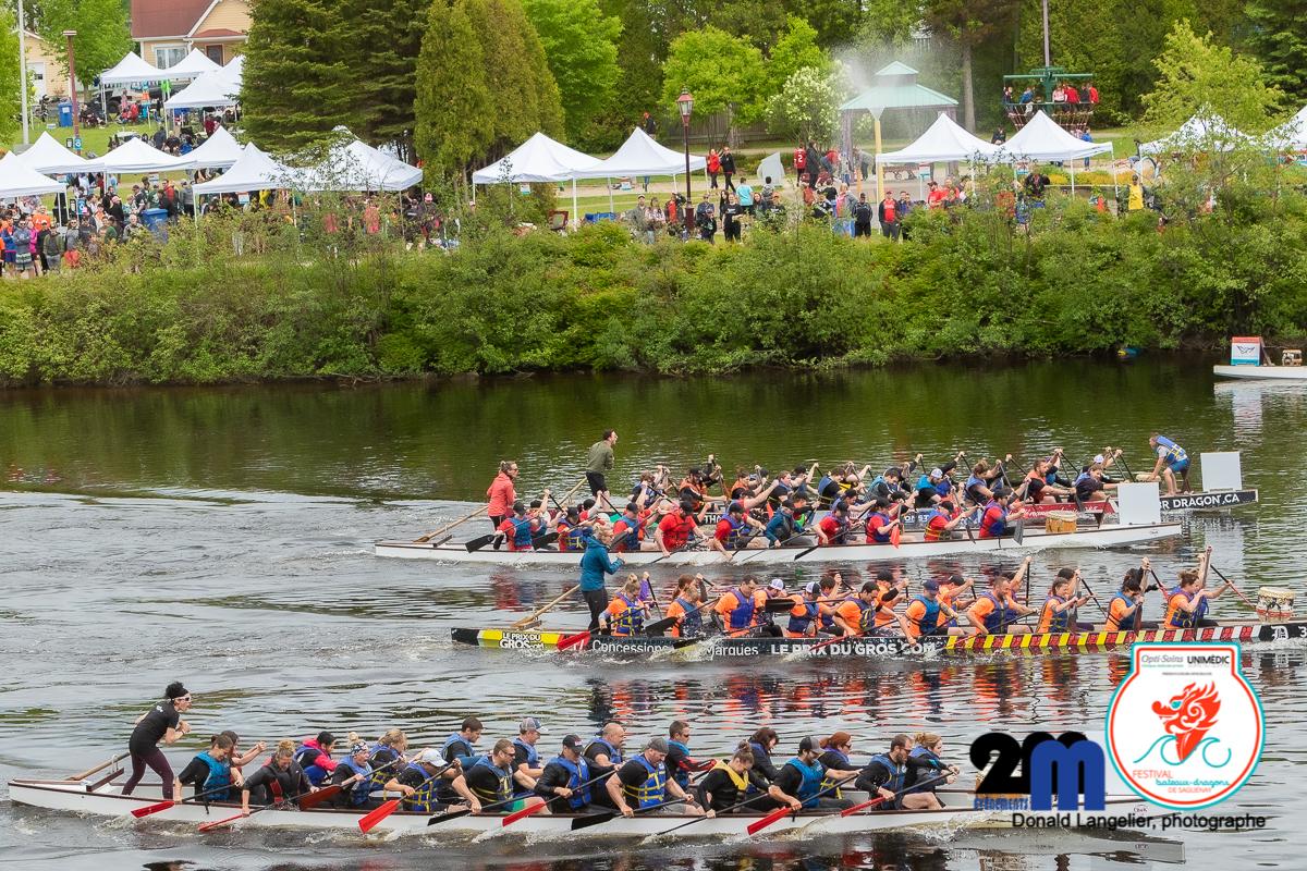 Bateaux-Dragons Saguenay 2021  : du plaisir avant tout!