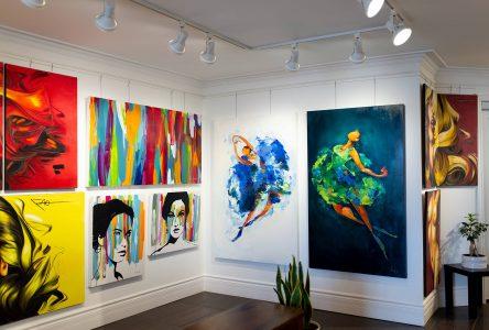 Kä Galerie: Une nouvelle galerie d'art à Saint-Charles-de-Bourget