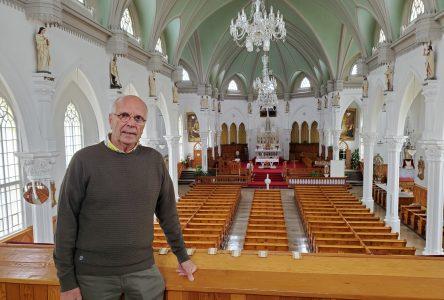 Journées du patrimoine: L'église Saint-Jérôme se fait belle