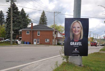 Louise Gravel: Au Parti conservateur pour l'environnement