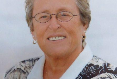 Lucille Gagnon est officiellement candidate à la mairie d'Alma