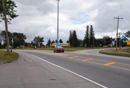 Sécurité routière : Le MTQ garde à l'œil deux secteurs à Métabetchouan
