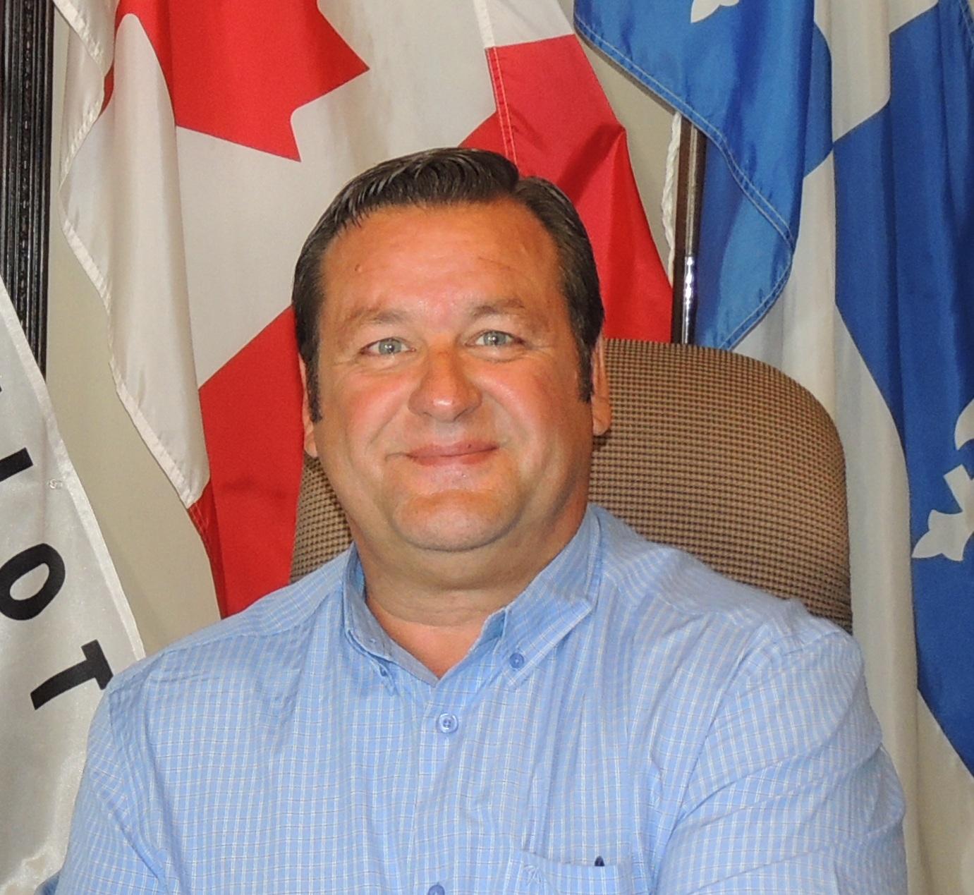 Saint-Ludger-de-Milot: Marc Laliberté veut continuer de servir sa population