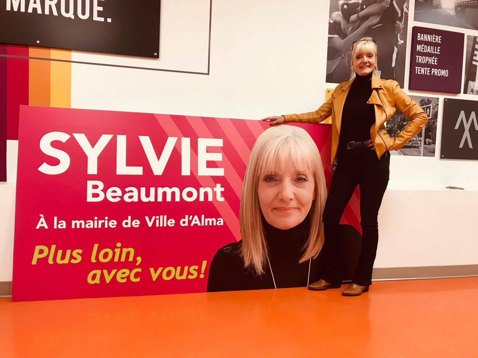 «Plus loin, avec vous!» : Sylvie Beaumont dévoile ses orientations