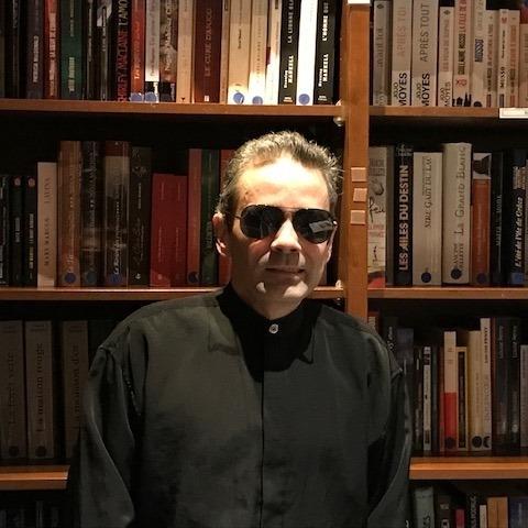 L'auteur Pierre Brassard de passage à Alma