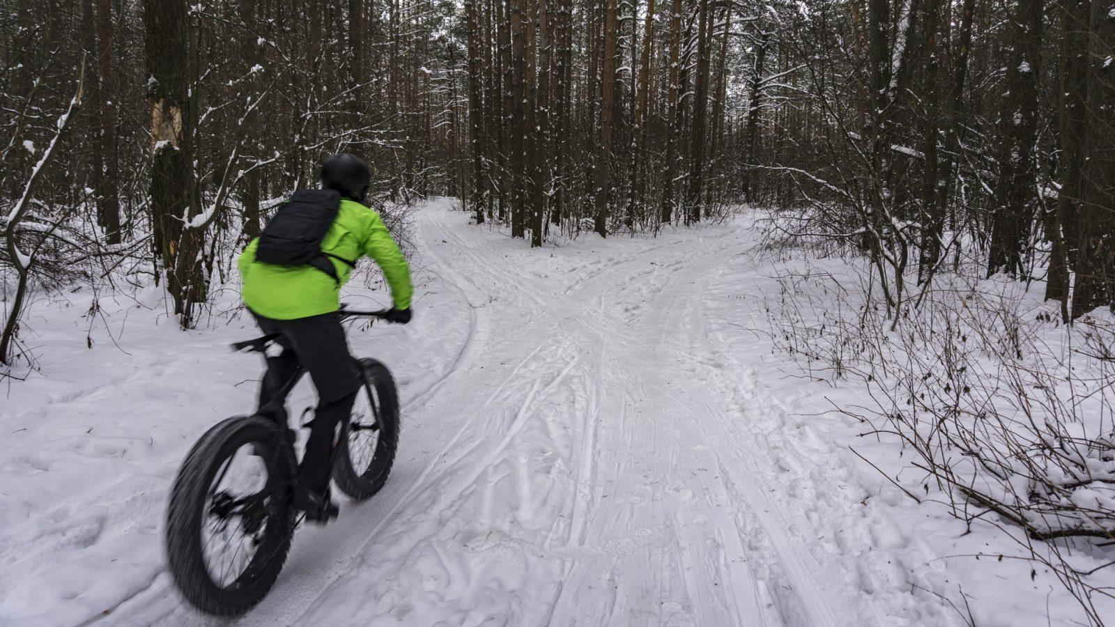 Comment profiter de l'hiver sur deux roues ?