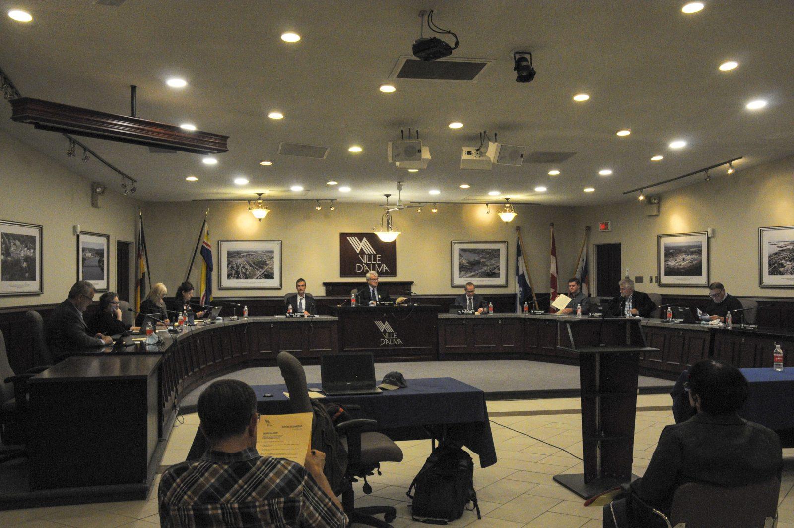 Conseil municipal : Les élus dressent un dernier bilan