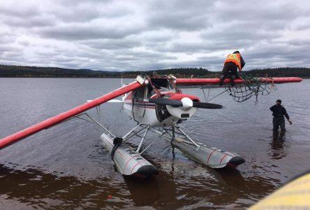 Récupération d'aéronefs écrasés: Une tâche complexe