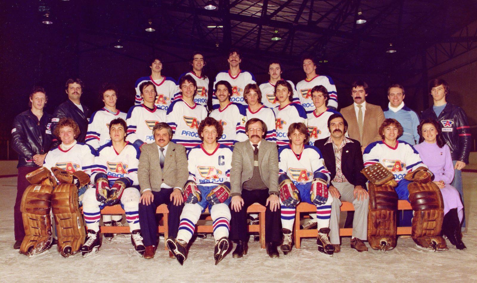 Le hockey junior régional dans la loupe de Michel Simard