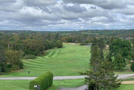 Golf: Une saison exceptionnelle à Saguenay