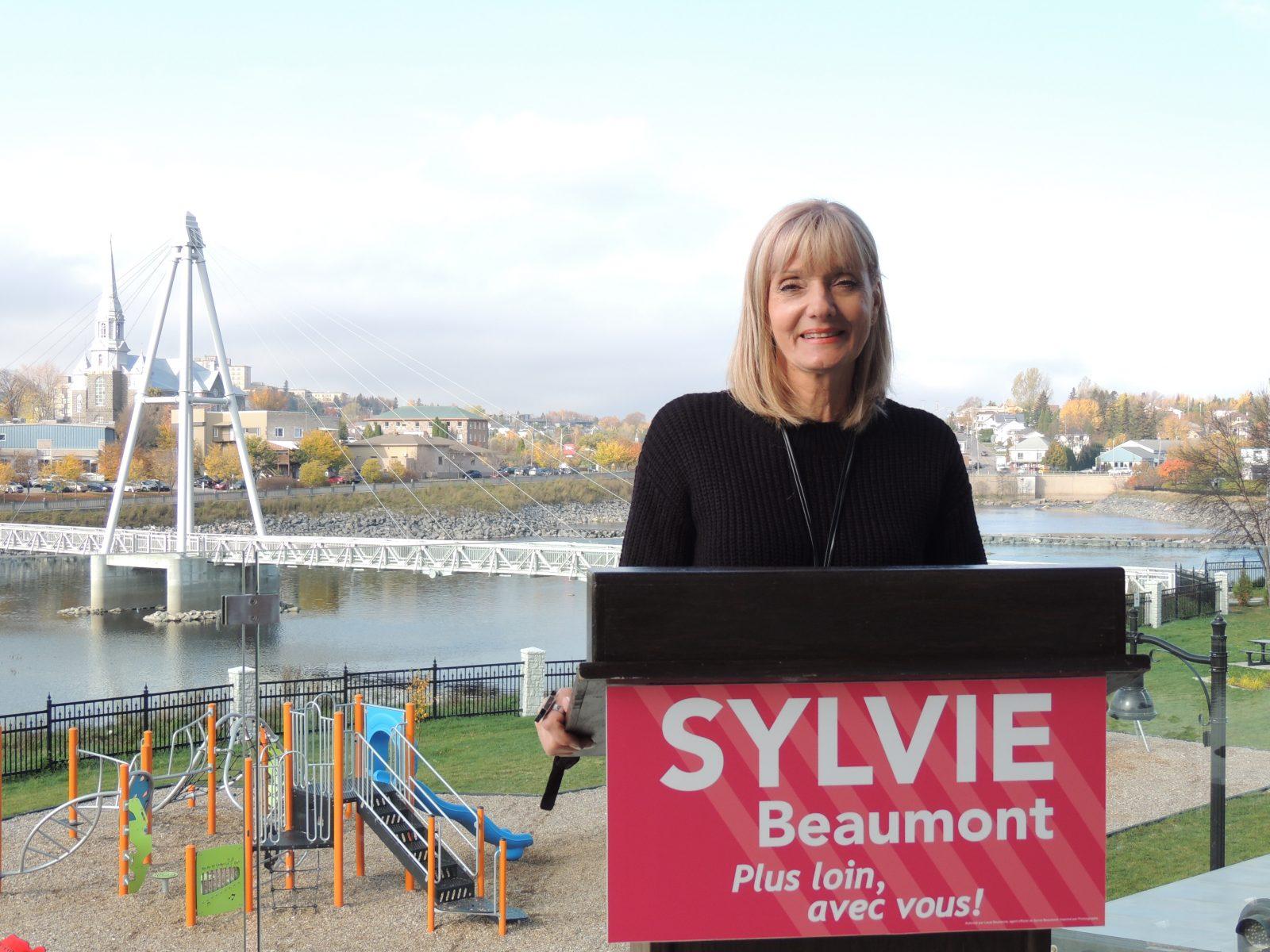 Sylvie Beaumont dévoile ses engagements environnementaux