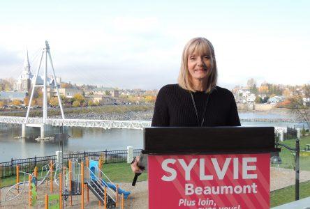 Alma: Sylvie Beaumont veut un parc industriel écoresponsable